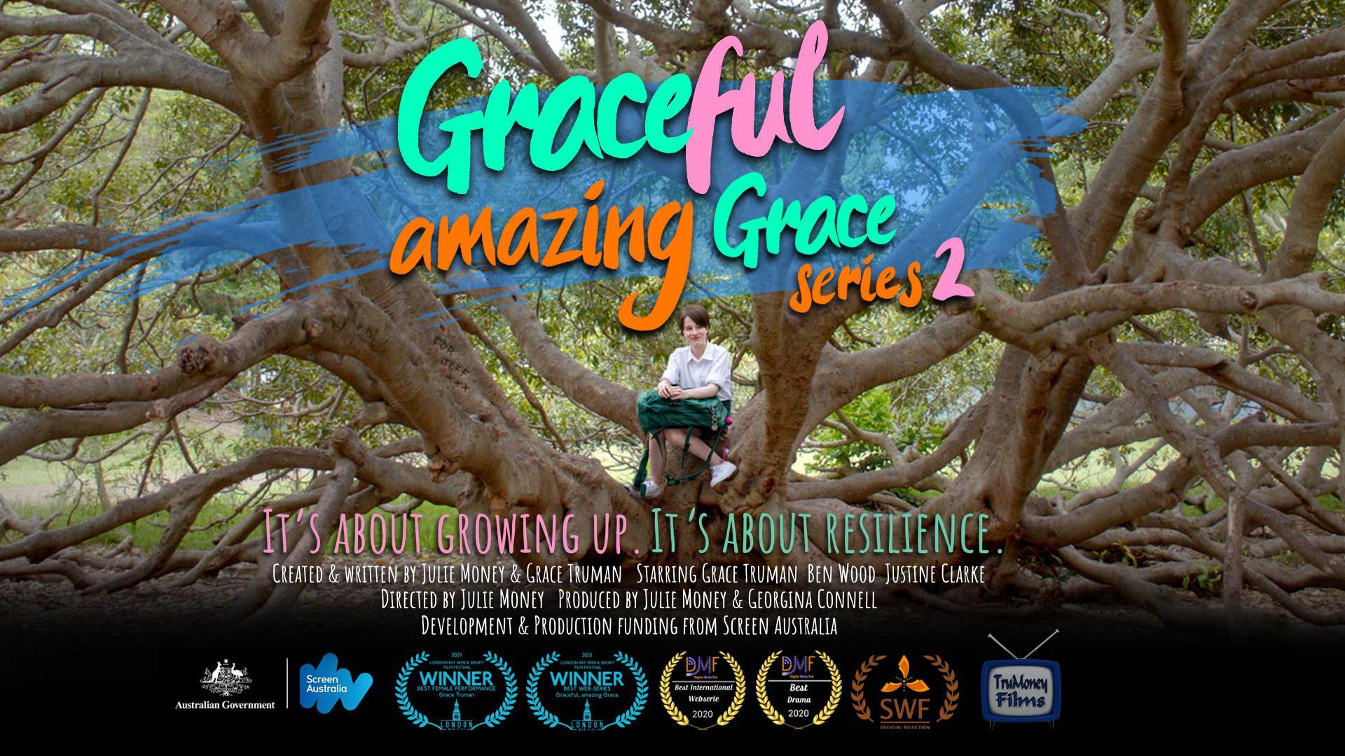 Graceful, amazing Grace series 2