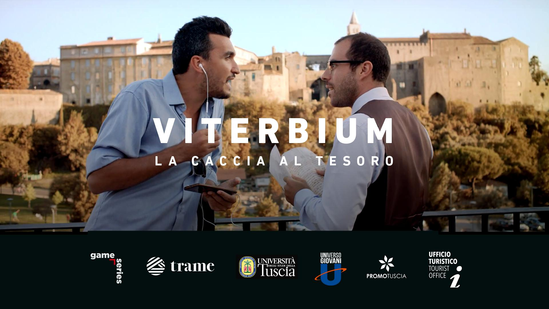 Viterbium - The Treasure Hunt | Game Series