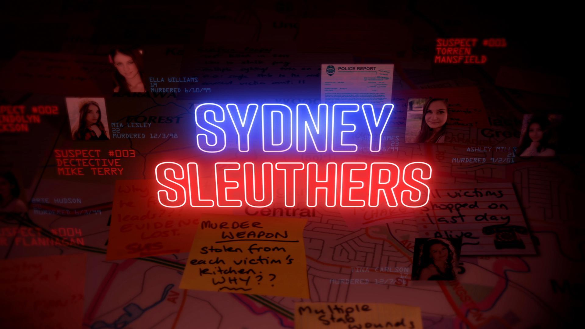 Sydney Sleuthers