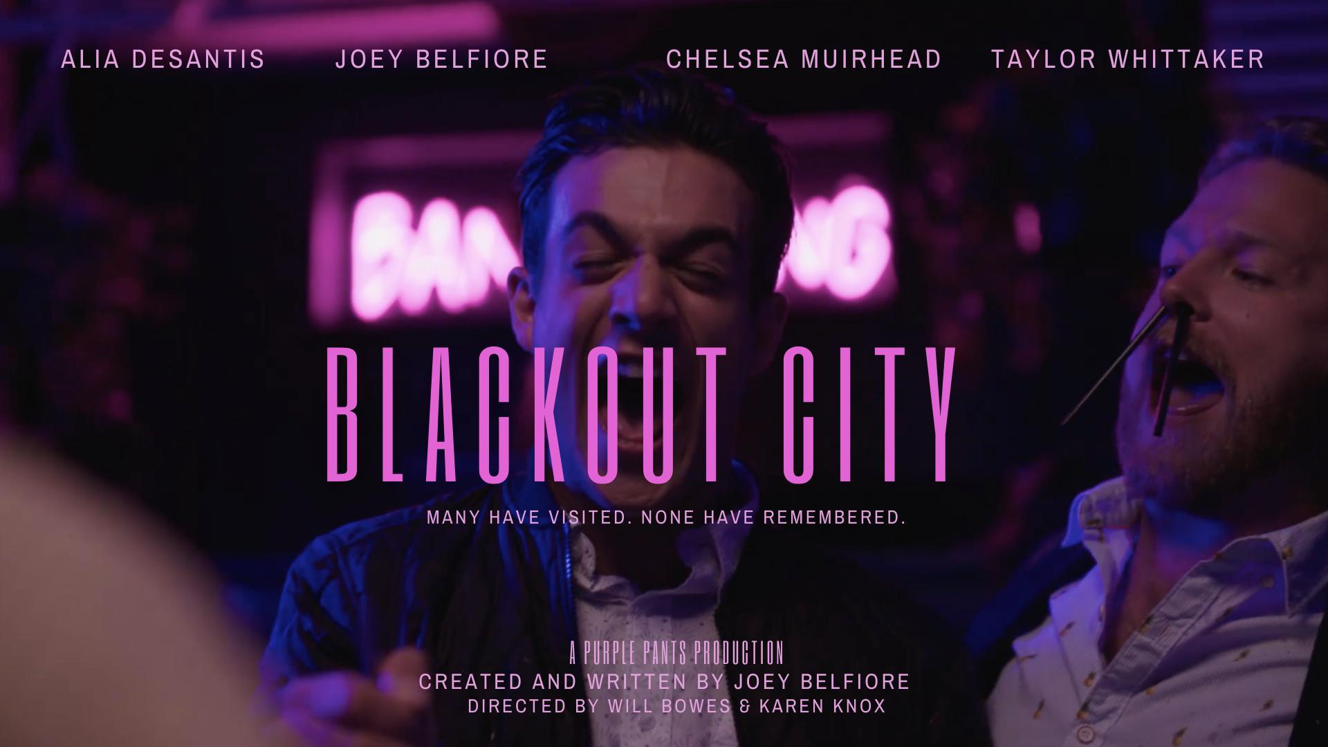 Blackout City