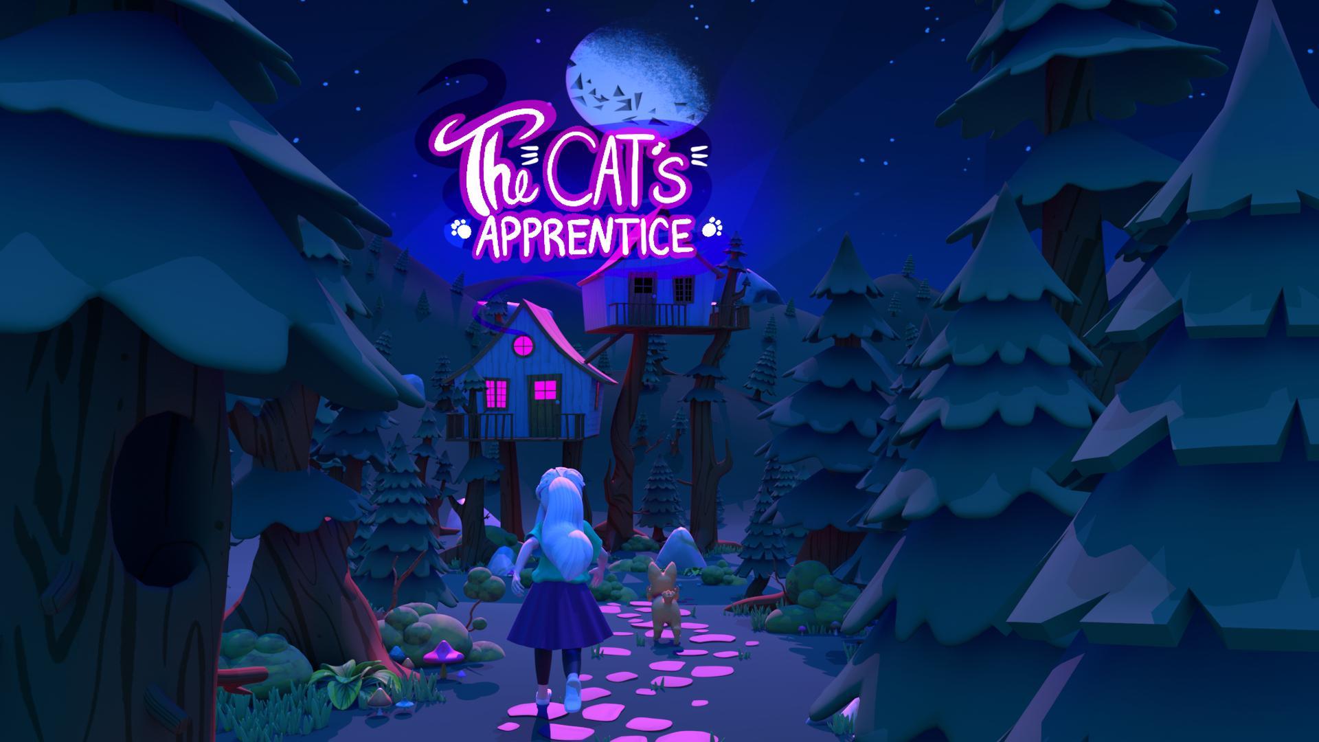 The Cat's Apprentice