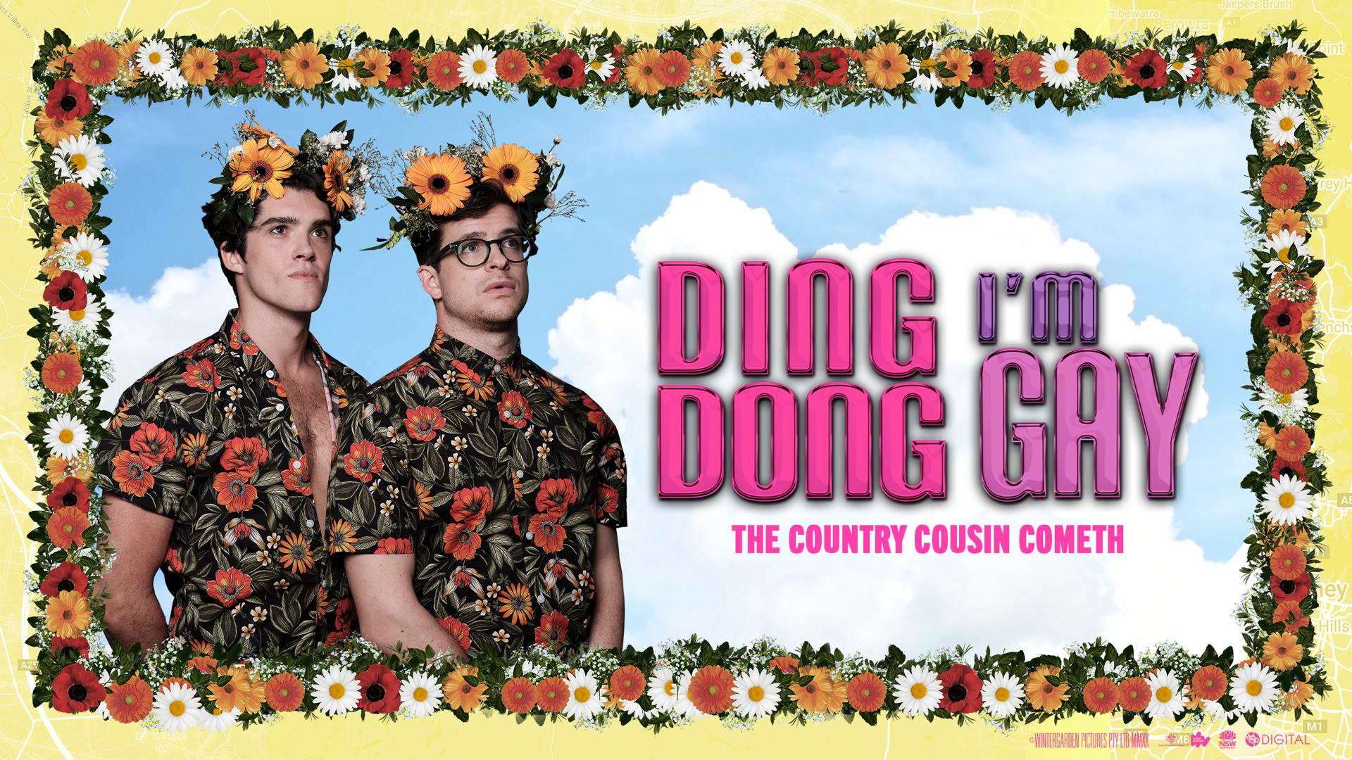 Ding Dong I'm Gay Season One