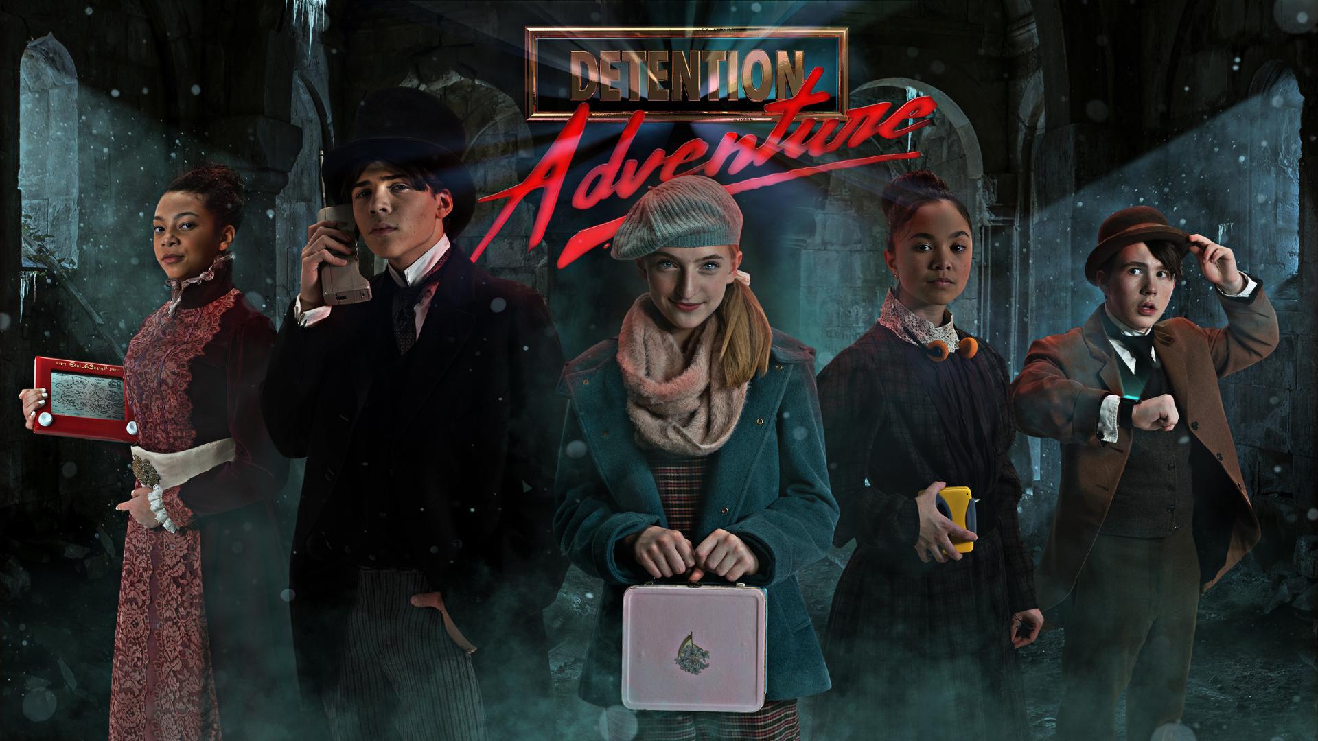 Detention Adventure, Season 2